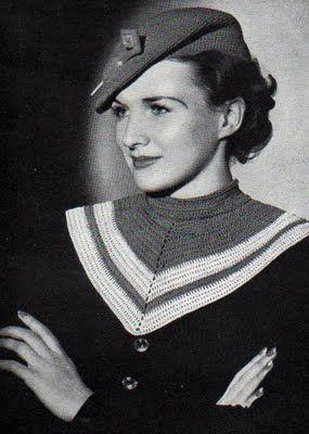 1940s ladies hat