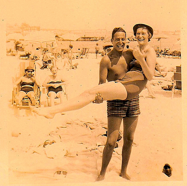 Love Is In The Air 1940s And 50s Real Life Couples