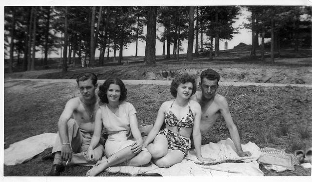 1940's couples