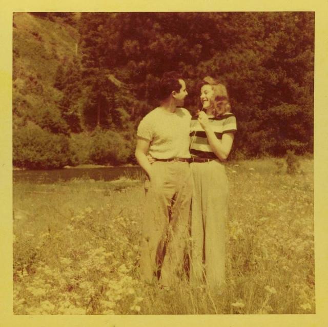 1950s couple