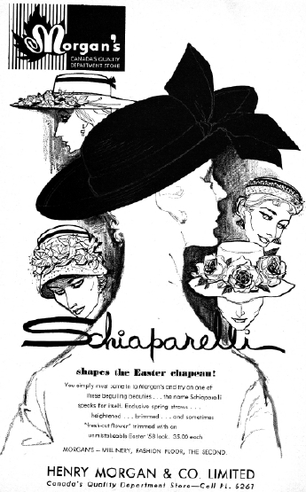 Schiapareli 1958
