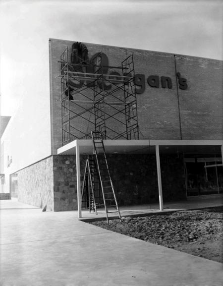 Morgan's 1950s