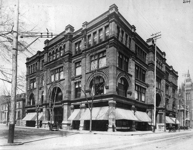 Morgan's 1890