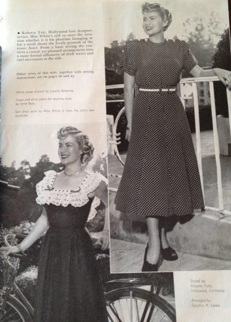 1940's vintage dress