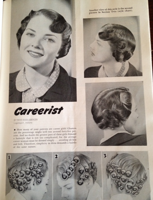 1940's Hairstyle