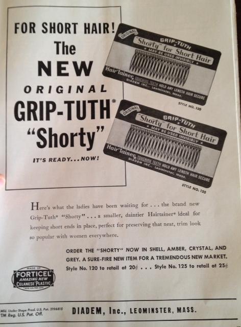 1940s Grip-Tuth ad