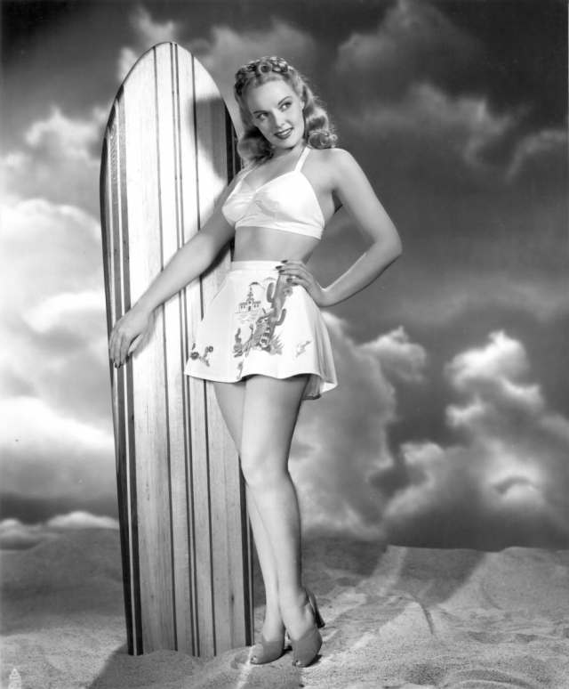 Angela Greene 1940s