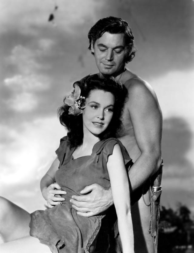 Maureen OSullivan Tarzan