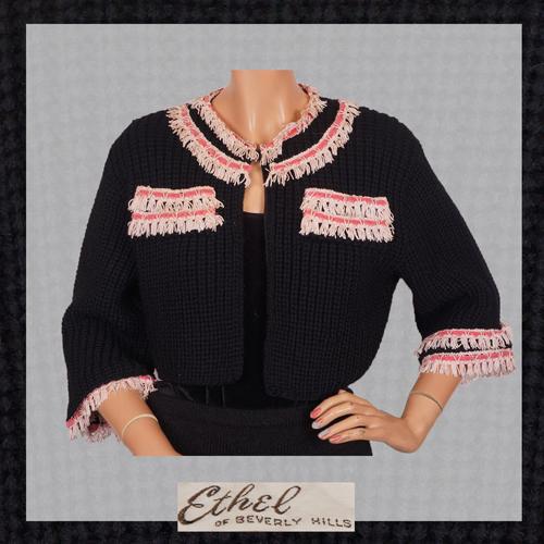 Ethel vintage sweater