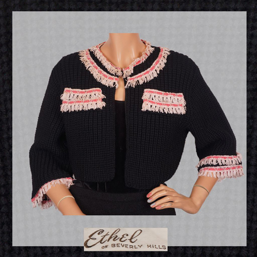 Ethel vintage sweater