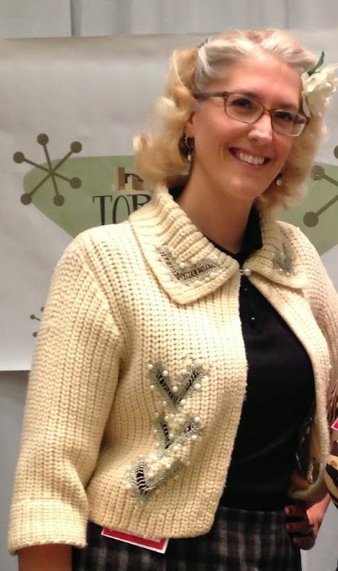 vintage Ethel sweater