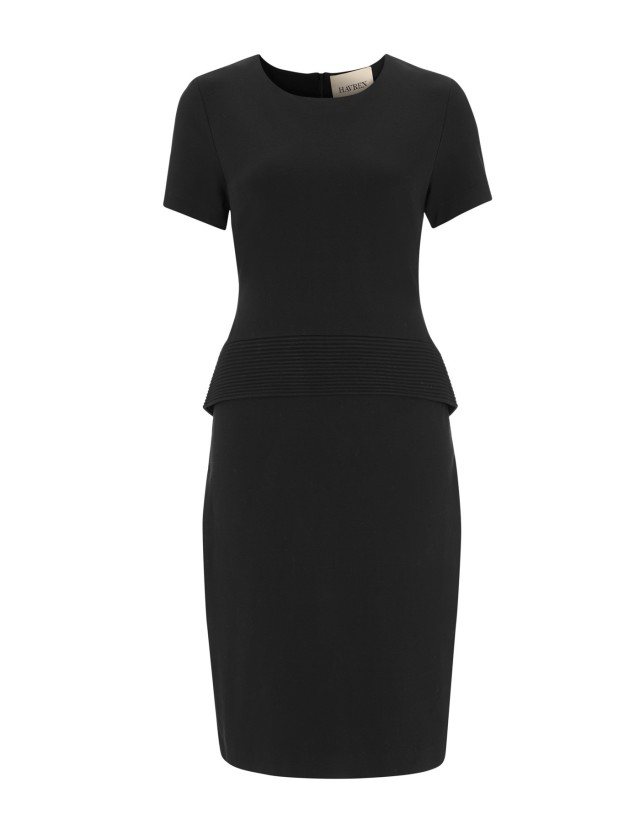 peplum-stretch-jersey-dress