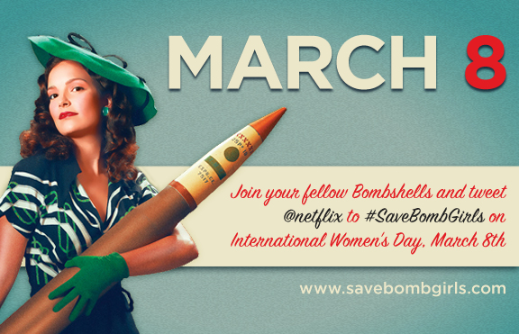 Save Bomb Girls