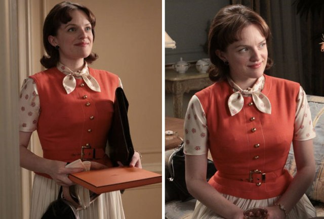 mad men season 3 fashion