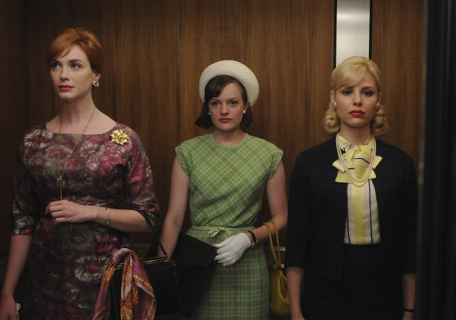 mad men season 4 fashion