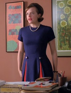 mad men peggy fashion