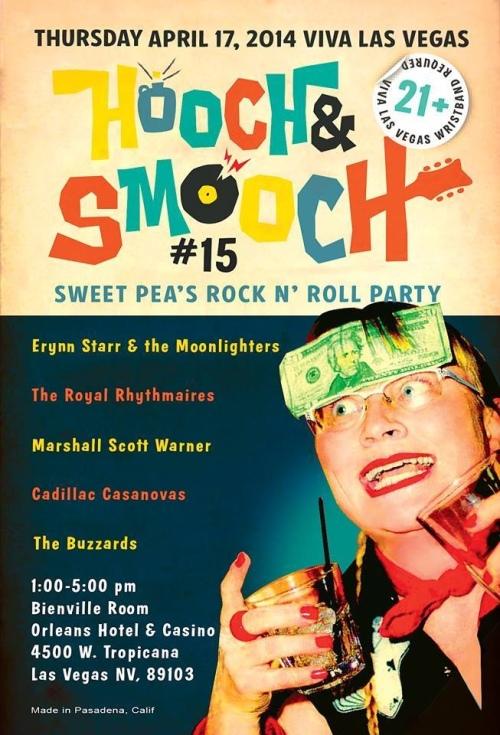 Sweet Pea's Hooch & Smooch