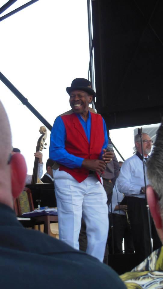 Lloyd Price Viva Las Vegas 17