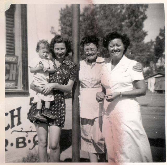 1940s mothers