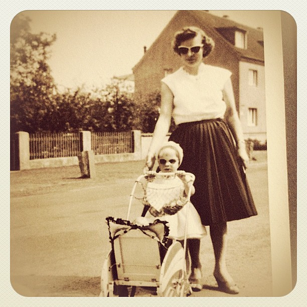 1950s mother