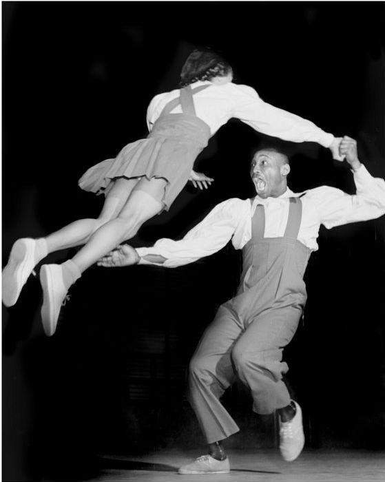Frankie Manning Lindy Hop