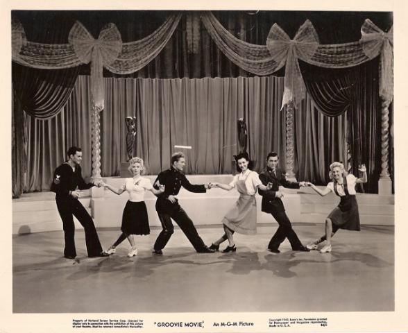 Lindy Hop 1930s 1940s