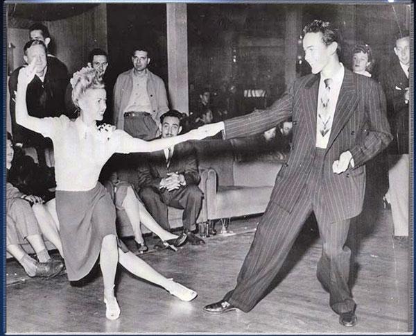Jean Veloz Jitterbuy 1940s