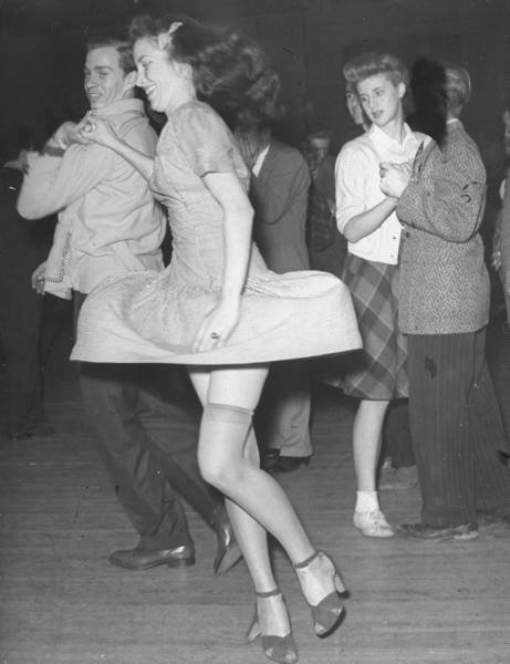 1940s lindy hop