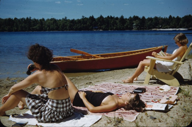 1950s summer