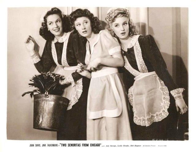 1943 Jinx vintage movie