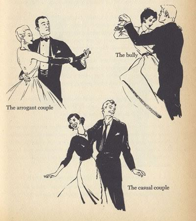 vintage dance instruction