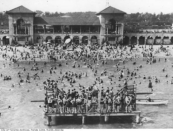 1920s Sunnyside Beach