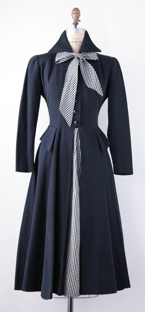1950s vintage Day Dress