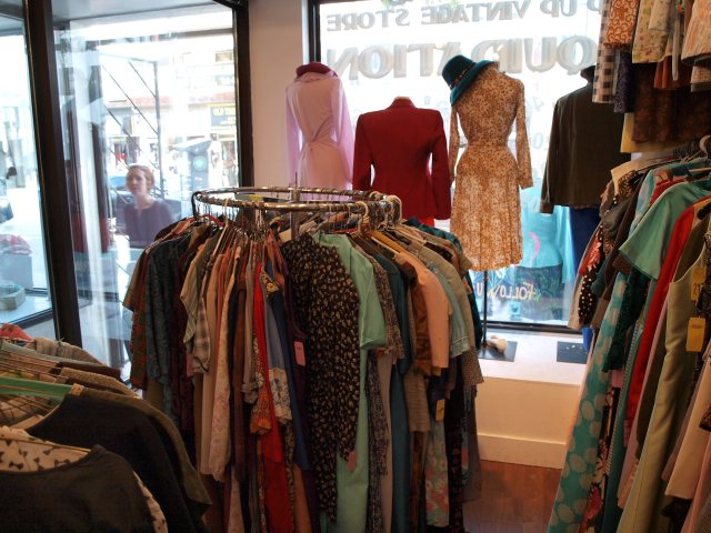 Toronto Vintage Clothing Store