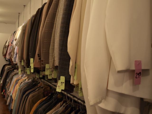 JackLux Vintage Clothing Store Toronto