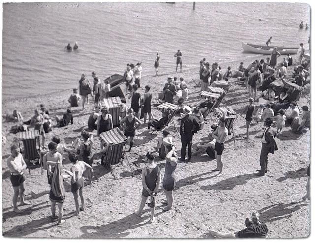 Sunnyside Beach 1924