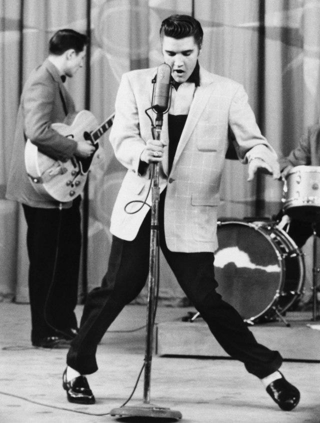 Elvis Presley 1950s