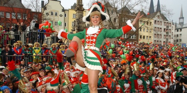 Karneval in Germany