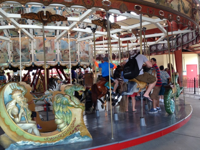 Greenfield village-carousel