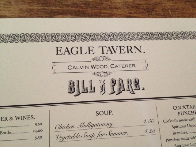 Eagle Tavern-Greenfield Village