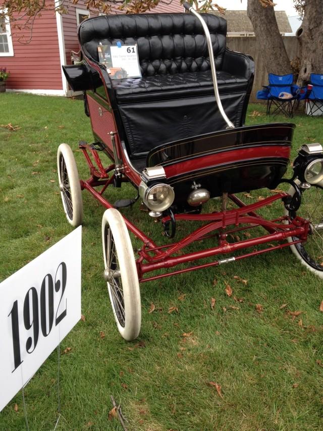 1902 vintage car