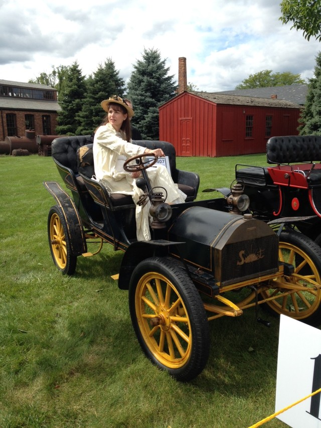 Old car festival-Henry ford museum