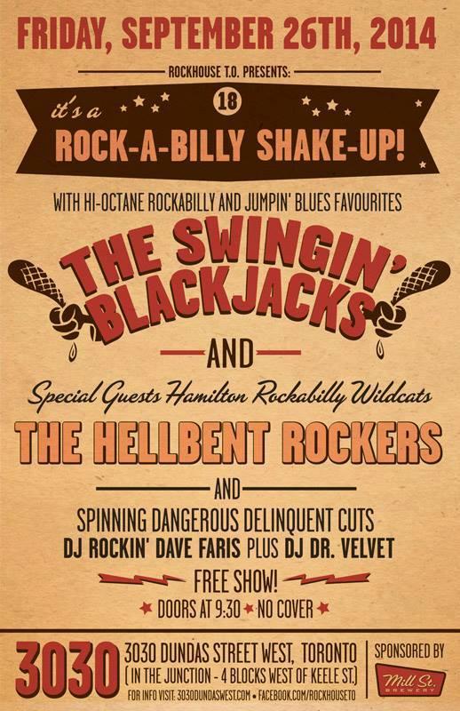 Rockabilly bands in Toronto
