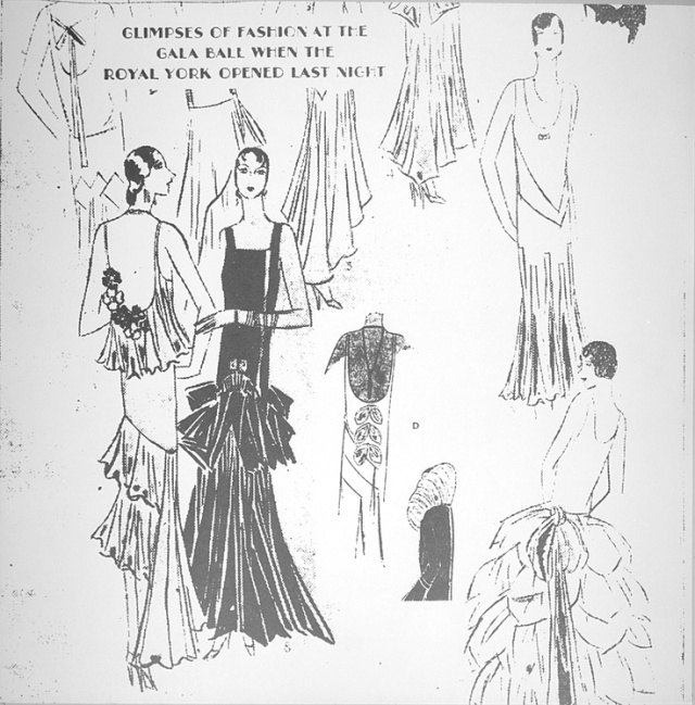1929 vintage fashion images