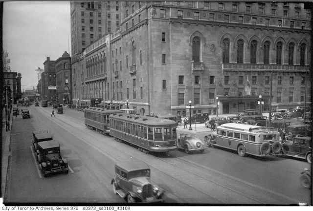 1930s Royal York Hotel Toronto
