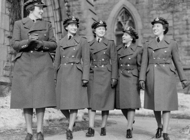 WW2Uniforms for Women-Greycoats