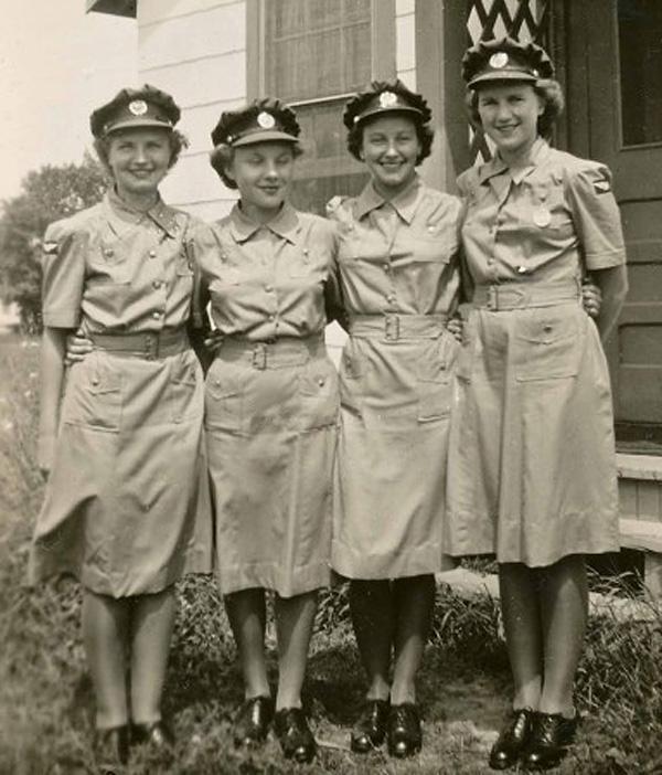 Vintage air force uniform the