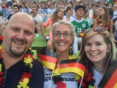World Cup soccer Germany