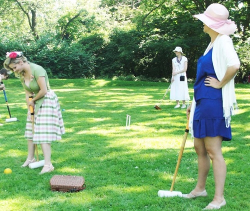 Gatsby Garden Party Spadina Museum