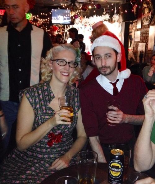 Toronto Vintage Society Kitschmas party